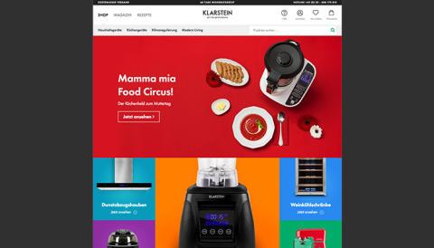 Chal-Tec relauncht Online-Auftritt der Fokus-Marke Klarstein