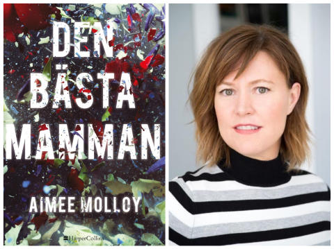 """""""Den bästa mamman"""" utsågs till Bästa Bok och Bästa Thriller 2018 –  släpps den 2 juli!"""