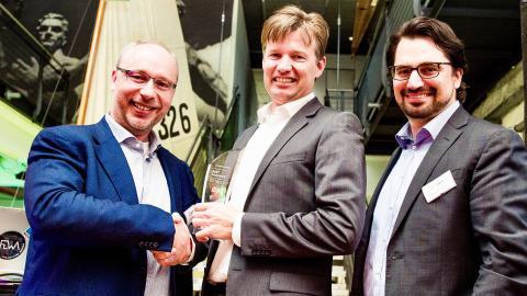 """Deutsche Glasfaser als """"Best Performer"""" geehrt"""