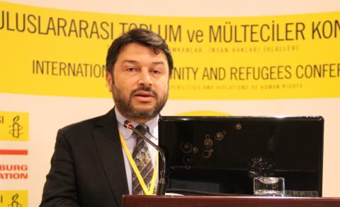 Turkiet: Globala aktioner och ljusvakor till stöd för fängslad Amnestyordförande
