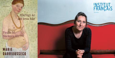 Internationell författarscen inleder hösten med Marie Darrieussecq