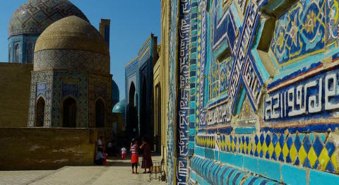 Susan Chan finds The Silk Road Unexpectedly Sublime
