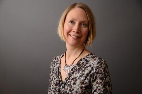 Ekonom Maria Thorén