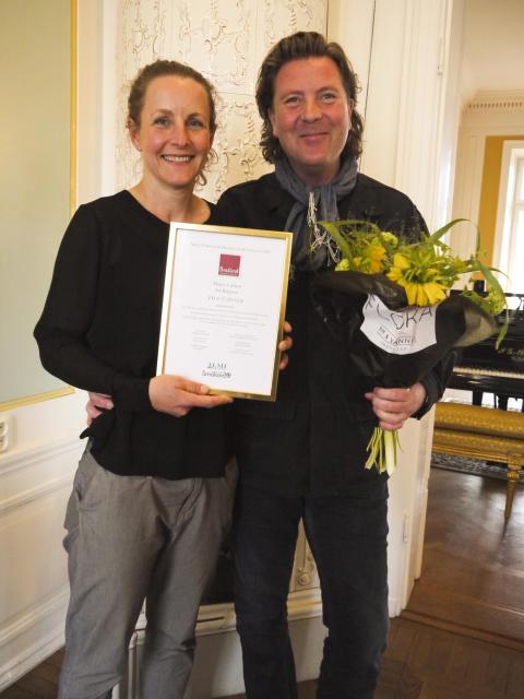 PM & Vänner i Växjö är Årets Turistentreprenör i södra Småland