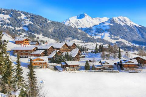 HUUS Hotel, Gstaad