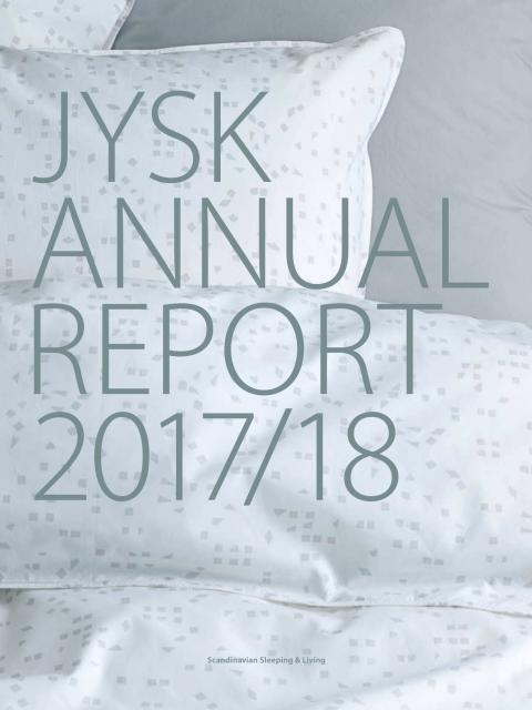 JYSK Annual Report 2017/18