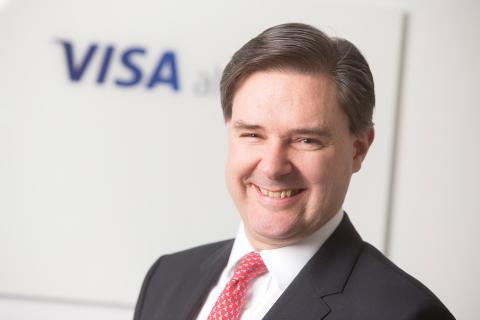 Jean-Marie De Crayencour, Country Manager Visa Belux