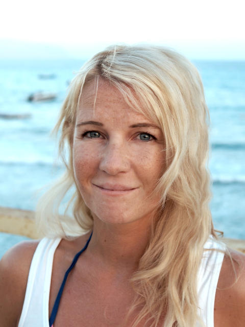 Annelie Pompe: Freediving the ultimate challenge