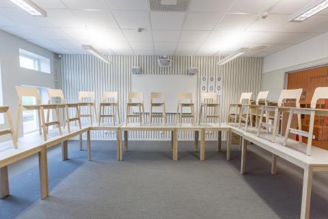 Röselidsskolan i Gråbo - I samarbete med Input interiör