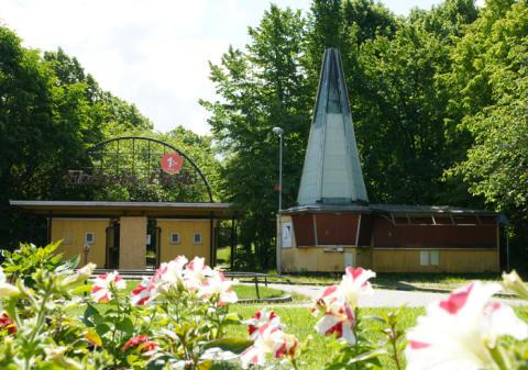 Kiosken vid Folkets park ska flyttas och bevaras