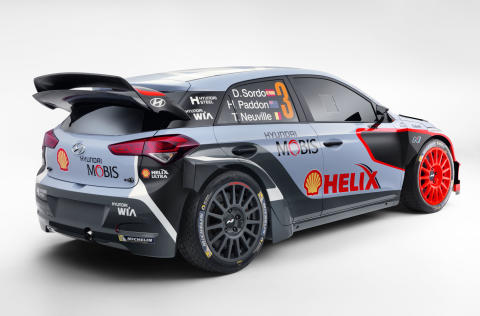 New gen i20 WRC back