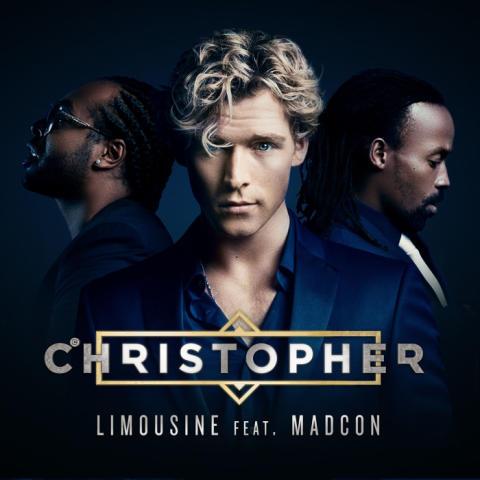 "Danmarks popstjärna Christopher släpper singeln ""Limousine"" feat Madcon"