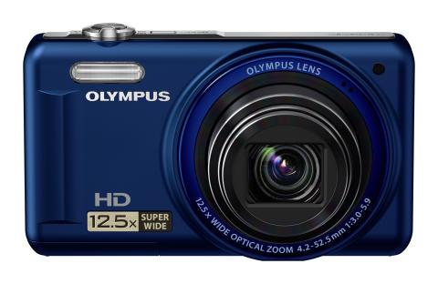Olympus VR-330 och VR-320 – Välutrustade, ultrakompakta långzoomare till lågpris