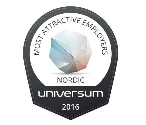 Nordens mest attraktiva arbetsgivare - Microsoft, EY och Google vinner kampen om de nordiska studenterna
