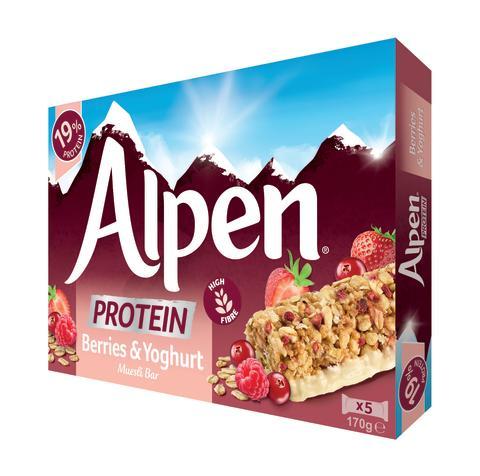 Alpen Protein Berries & Youghurt