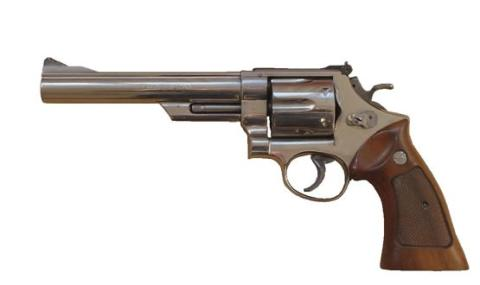 Smith and Wesson Magnum
