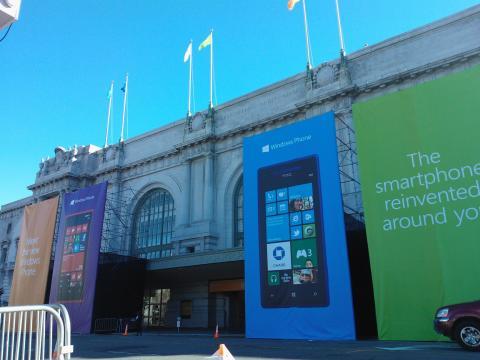 Altran på plats när Windows Phone 8 lanseras