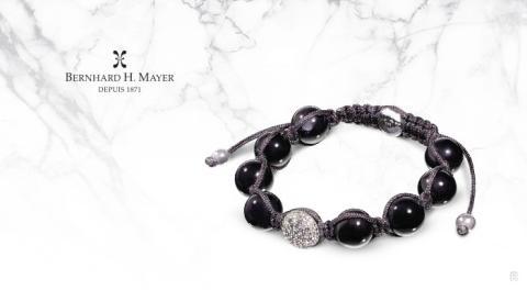 QNET дополнила линейку Bernard H.Mayer коллекцией премиальных браслетов