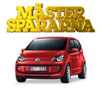 Vinnaren av bilen och titeln Sveriges Mästersparare är…
