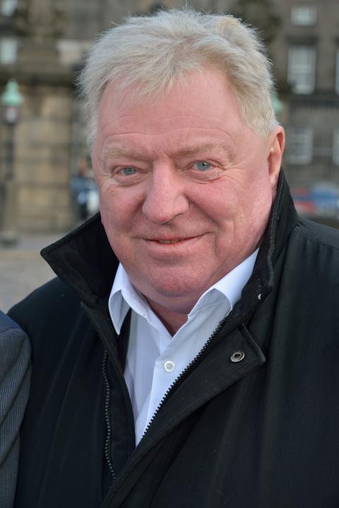 Kim Christiansen, transportordfører for Dansk Folkeparti