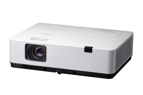 Canon annoncerer tre nye bærbare projektorer med kvalitet og ydeevne i centrum