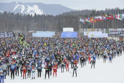 Redan över 30.000 anmälda till Vasaloppets Vintervecka 2011!