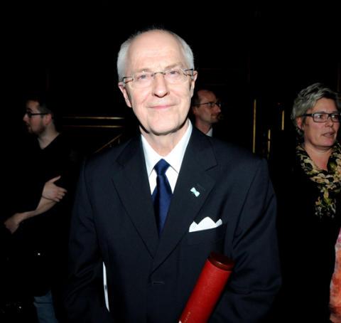 Gunnar Öquist - hedersdoktor vid Köpenhamns universitet