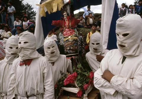 Guatemala.Eternal Spring Eternal Tyranny