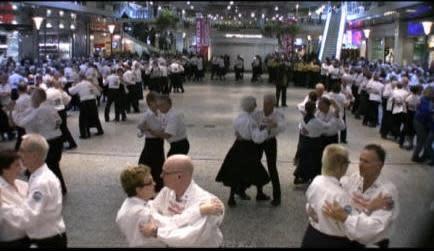 500 dansare intar Nordstan när Nordstadssvängen fyller 25 den 27 februari