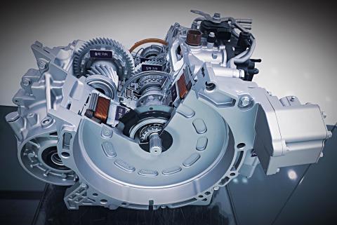 Hyundai utvecklar världens första Active Shift Control som förbättrar både bränsleförbrukning och körglädje hos hybrider