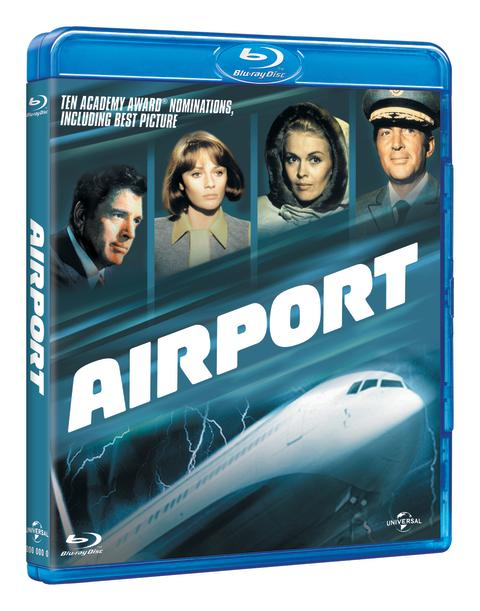 Airport på Blu-ray™ 5 september