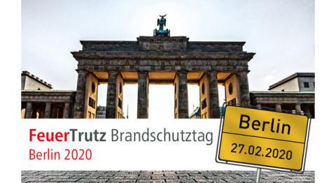 FeuerTrutz Brandschutztag Berlin 2020