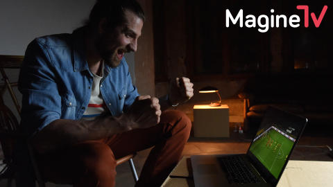 Magine TV TV-Spot Kampagne Juni