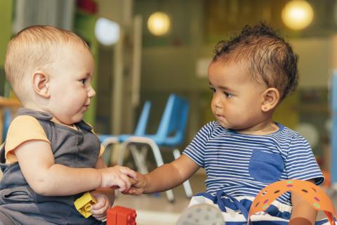Politisk ros til kvaliteten på børne- og ungeområdet
