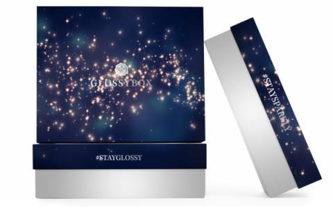 GLOSSYBOX - Christmas Sparkle - November 2016