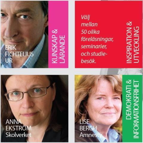 Biblioteksdagarna 2013 i Örebro