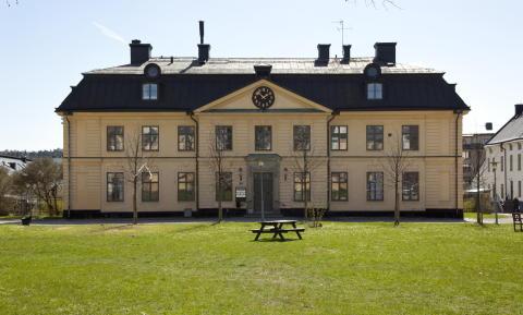 K-märkta Barnängens gård i Stockholm sanerat från radon