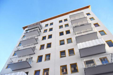 Nya bostadshus i Valsta kan bli Årets Bygge 2017