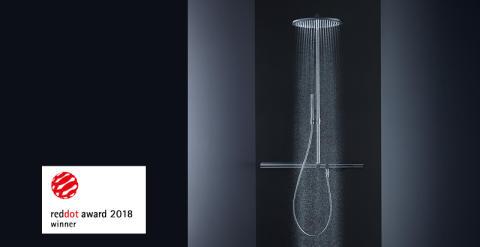 Produkter fra mærkerne AXOR og hansgrohe vinder Red Dot Award