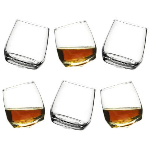 Uppvakta pappa med fyndig present - Whiskyglas Sagaform
