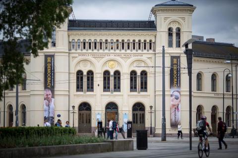 Debatt om nettmobbing på Nobels Fredssenter: Hva skal til?