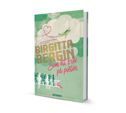 Som ett brev på posten av Birgitta Bergin 3D