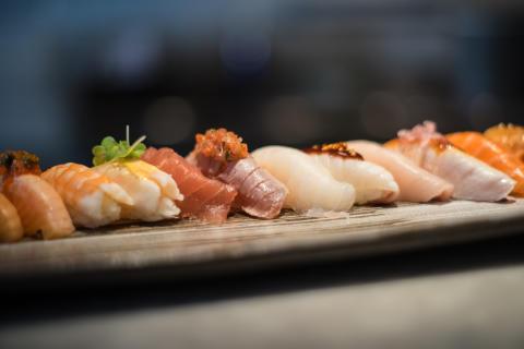 Sushi på East