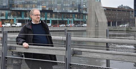 Bo lämnade ÅF för att forma Norconsults broteam