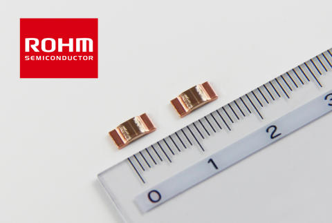 New Ultra-Low-Ohmic Shunt Resistors for Automotive Systems and Industrial Equipment---Compact, high power design contributes to improved performance in high power applications