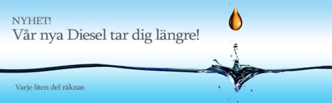 Statoils nya diesel tar dig längre!