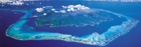 Tahiti har fått sitt första UNESCO världsarv