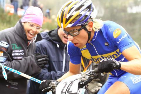 UCI MTB World Cup 2012 #2 Houffalize, Belgien - Emil Lindgren