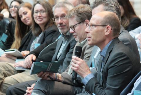 """WIN och Energimyndigheten tecknar avtal om samarbete kring öppen innovation i nätverk för att stärka """"A Challenge from Sweden"""""""