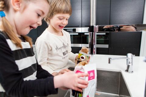 To av tre foreldre vil ha grønn barneoppdragelse